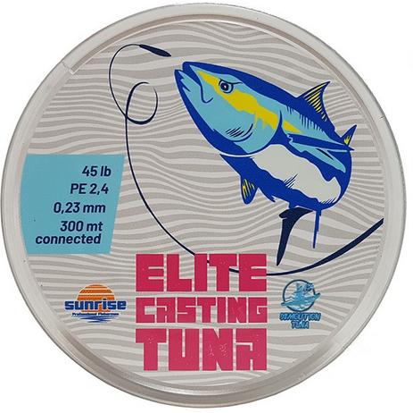 elite casting tuna